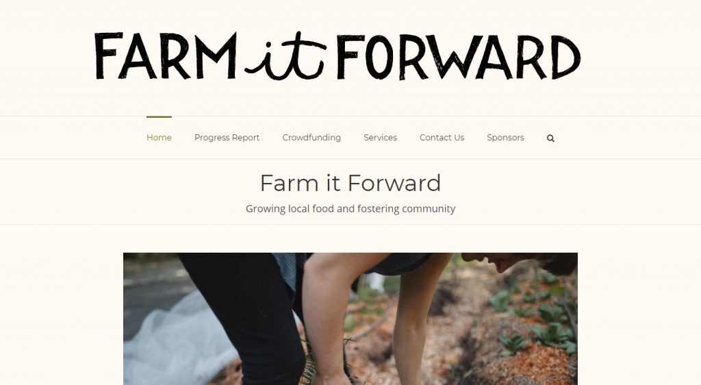 farm it forward website